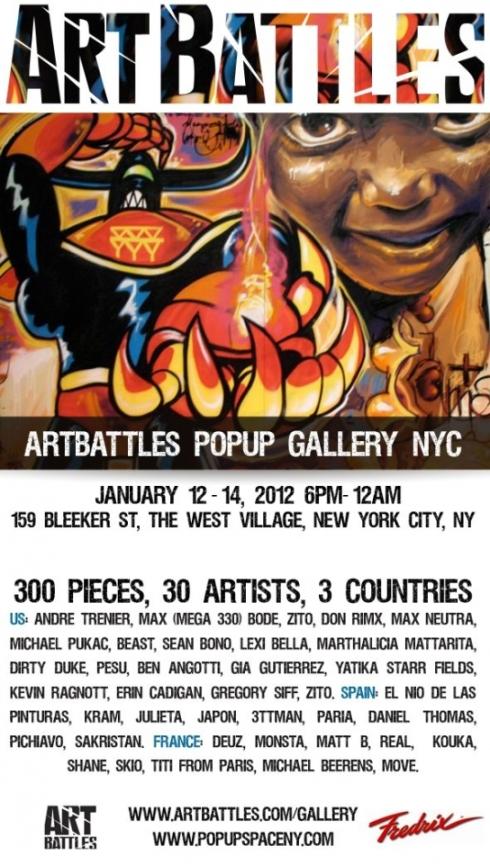 Art Battles NY