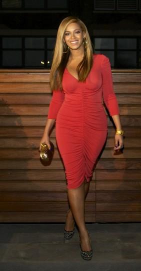 Beyonce Post Baby