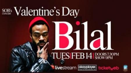 Bilal Valentine's Day