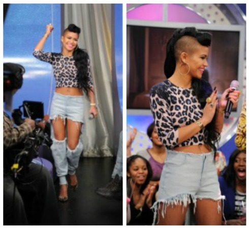 Cassie on 106 and Park