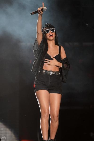 Rihanna Hackney Outfit