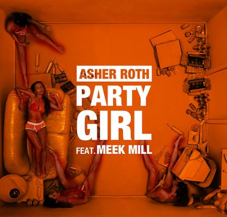Party Girl Asher Roth