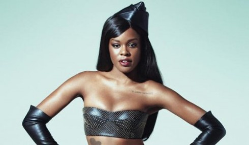Azealia Banks X Mac