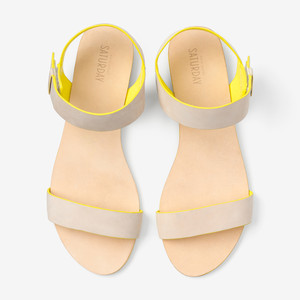 Easy On Sandal in Natural