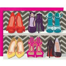 Shoes Stationery from Paper Source