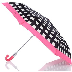 Kate Spade New York Pop Art Check Umbrella