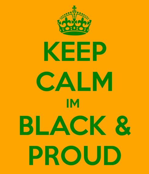 black n proud